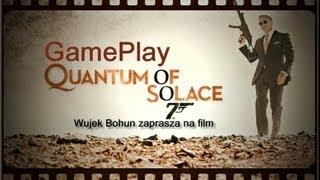 """007 Quantum of Solace - GamePlay #1 """"Z pozycji kuczej"""""""
