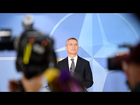 NATO Secretary General - Doorstep statement at Foreign Ministers Meeting, 5 DEC 2017
