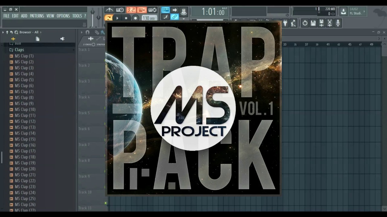 Trap Pack Vol.1 | FREE Trap Sample Pack
