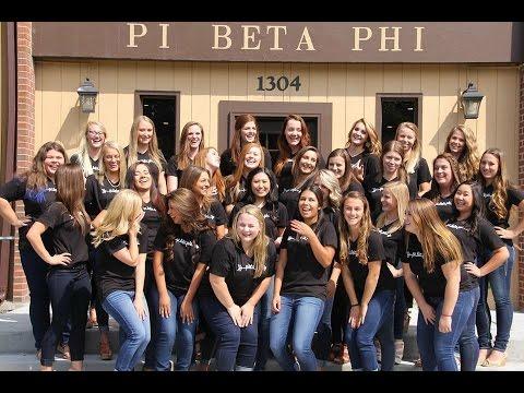 Montana State Pi Beta Phi Recruitment Video 2016