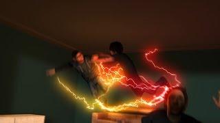 Speed-Trap - Flash-CW-Basierte Animation