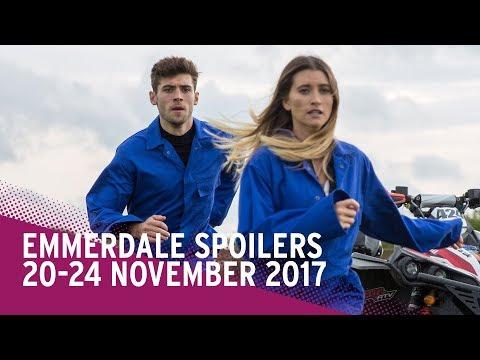Emmerdale spoilers: 20-24 November 2017