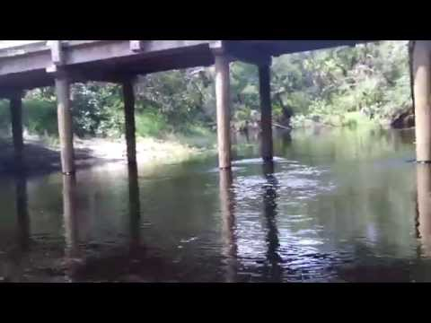Jet skiing on the Econ River - 17 miles HD 1080P