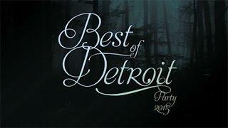 Hour Detroit's Best of Detroit Party 2015 Video Invitation