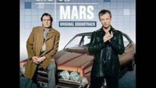 From the Life on mars soundtrack - Track 16 one of the boys Mott th...