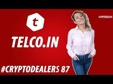 Обзор ICO. Telcoin. Новая криптовалюта Телкоин. Экосистема на эфире. Cryptodealers