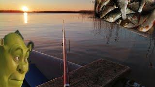 Целый день рыбалки на Чудском озере 2020 Плотва на удочку