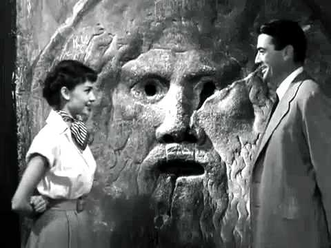Roman Holiday Clips (10) - Audrey Hepburn