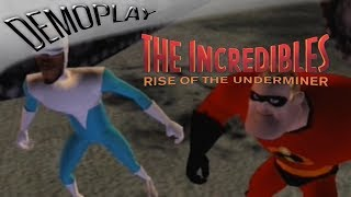 Demoplay: The Incredibles: Rise Of The Underminer