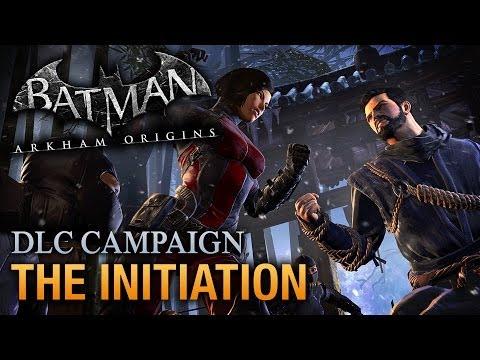 Batman: Arkham Origins - Initiation DLC (Full Campaign)