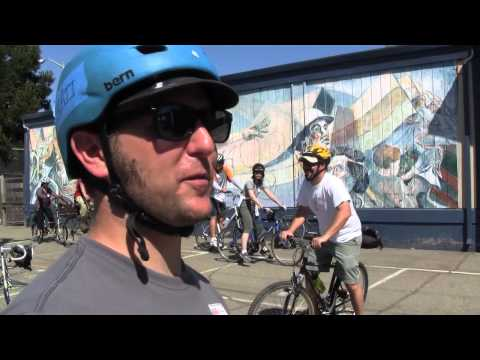 East Bay Bicycle Coalition's Street Skills Courses