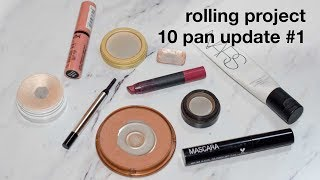 Rolling Project 10 Pan Update #1 | morerebe
