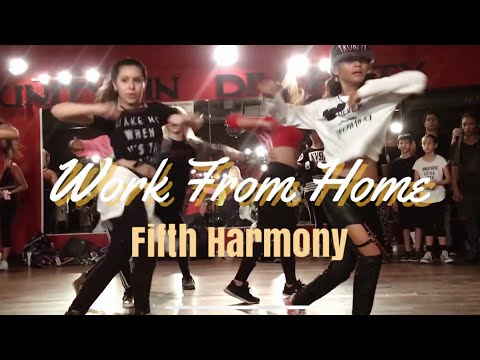 Work From Home - Fifth Harmony   Sierra Neudeck   Choreographer – Matt Steffanina