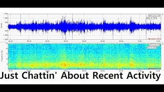 Hawaii Seismic Activity and Recent Events of the West Coast USA - Just Chattin'