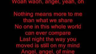 Angel of Mine lyrics
