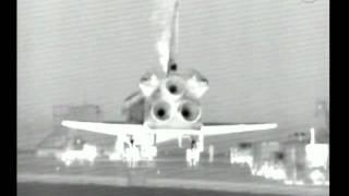 STS-135: Space Shuttle Atlantis APU shut down