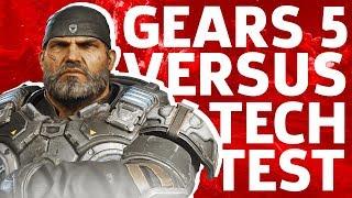 Gears 5 Versus Tech Test   GameSpot Community Fridays