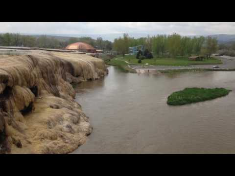 Hot Springs State Park - FULL VIDEO TOUR (Thermopolis, Wyoming)