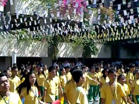 Jose P. Laurel HS Year II Field Demo 2012