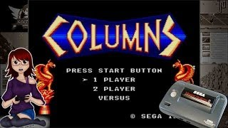 LongPlay Casual #5 - Columns - Master System | Modo Flash: Easy, Normal e Hard | By Tigresinha.