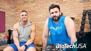 BioTechUSA - Man maker: Eddz keményen! - 3. rész