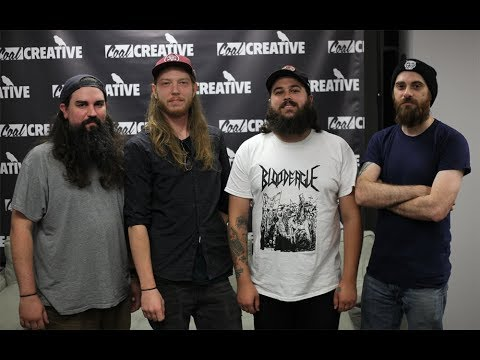 NEPA Scene Podcast Ep. 22 - New Scranton doom/sludge metal band Dour
