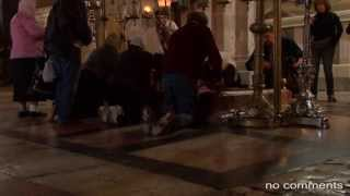 No comment. Без комментариев. Иерусалим. Храм гроба господня. Jerusalem.(Иерусалим. Храм гроба господня. Jerusalem. The Church of the Holy sepulchre. No comment. Без комментариев. - http://youtu.be/XNtIax4JIX0 Видео..., 2014-12-16T08:42:42.000Z)