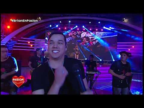 Brian Lanzelotta en vivo en Pasion de Sabado 25 8 2018 parte 1