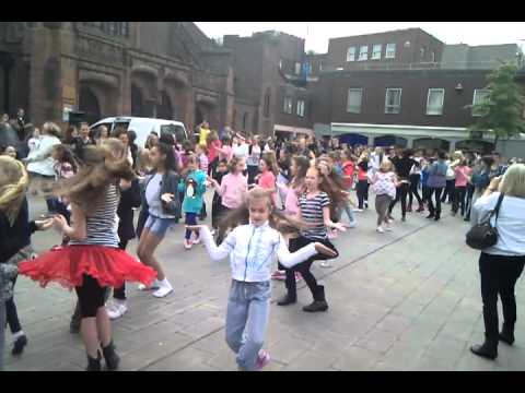 Flashmob: St Helens UK 21/05/2011