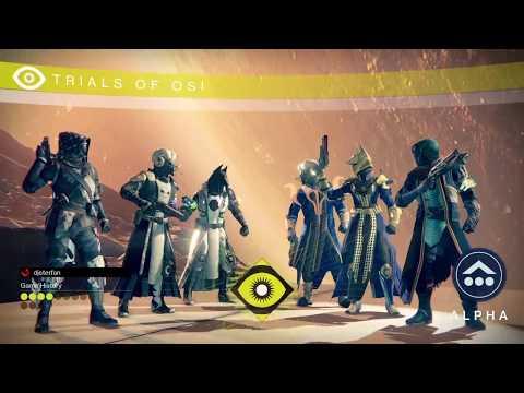 Trials Of Osiris Live Black Shield year 3