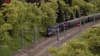 """Erlebnis Modellbahn - """"n-spur.at"""" 2017 in Dresden"""