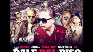 dale pal piso oficial remix watussi ft jowell engo flow voltio jq nuevo
