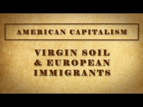 Virgin Soil and European Immigrants