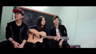 Như Ngày Hôm Qua || Minh Quý - Xuân An | Guitar Hana