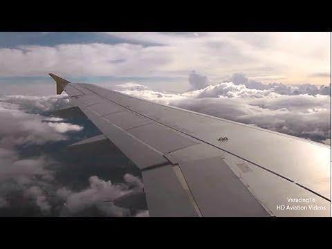 Monarch ZB264 London Gatwick (LGW) - Alicante (ALC) A320 G-OZBW *FULL FLIGHT* 18/1/14 [1080p HD]