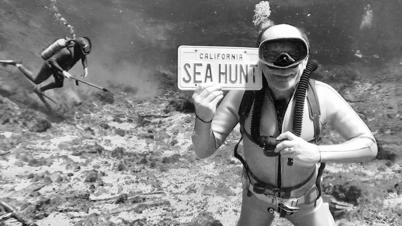 sea hunt remembered vintage scuba diving s02e15 youtube