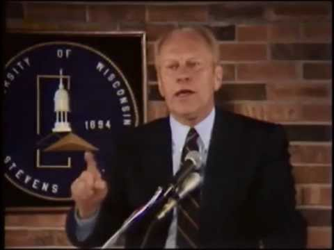 Laird Day: Gerald Ford, 1983