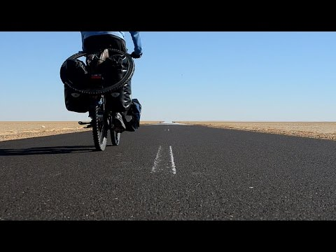 Cycling Mauritania
