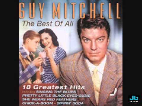Guy Mitchell - Heartaches By The Number 1959 original version