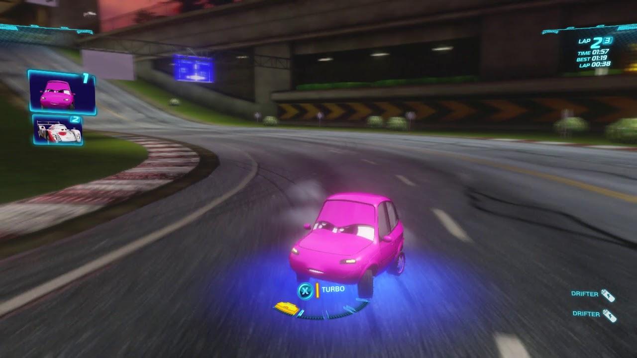 Cars 2 The Video Chuki Vista Run Whitepotatoyt