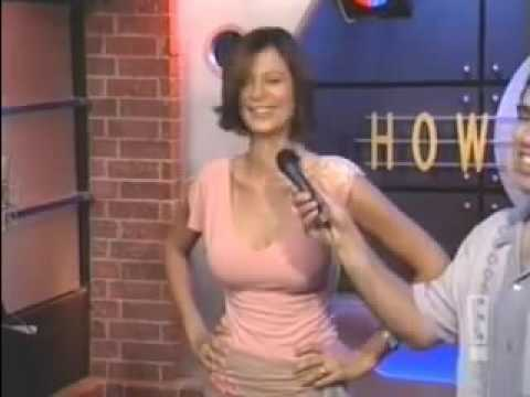 Cathrine batch shows boobs