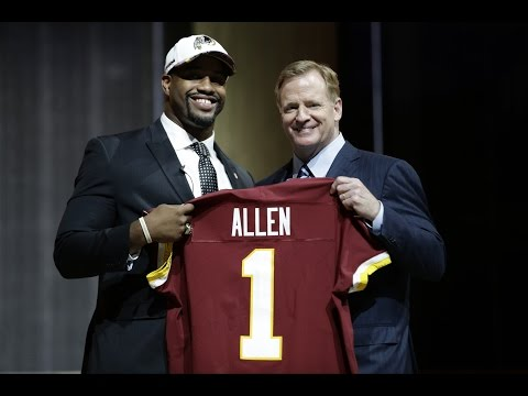 Jonathan Allen drafted by Washington