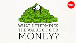 What gives a dollar bill its value? - Doug Levinson