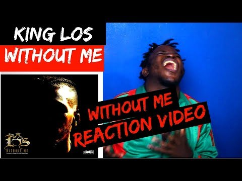 King Los-Without me [Reaction Video]