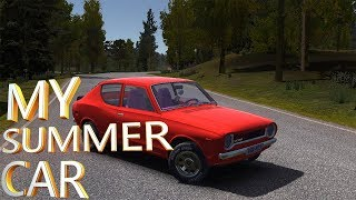 Играем в My Summer Car-Заключительные стримы