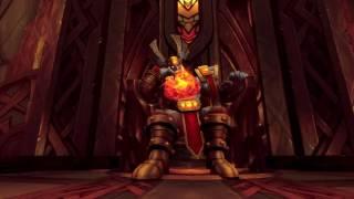 World of Warcraft - реплики Одина.
