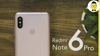 Xiaomi Redmi Note 6 Pro: unboxing, hands-on review, and camera samples