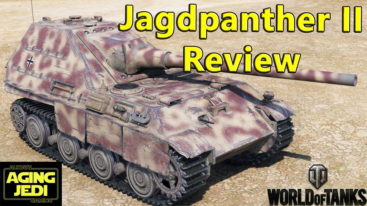 World of Tanks - Jagdpanther II TD Review & Guide