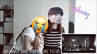 BTS (방탄소년단) JIN 석진 LOVE YOURSELF 結 Answer 'Epiphany' Comeback Trailer *REACTION*