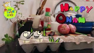 Onam 2019# Onam special Whatsapp Status Video, Quotes, Wishes, SMS - Happy Onam Funny Video 2019